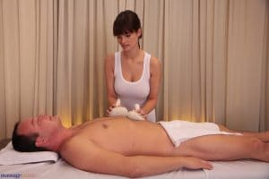 Die Happy End Massage