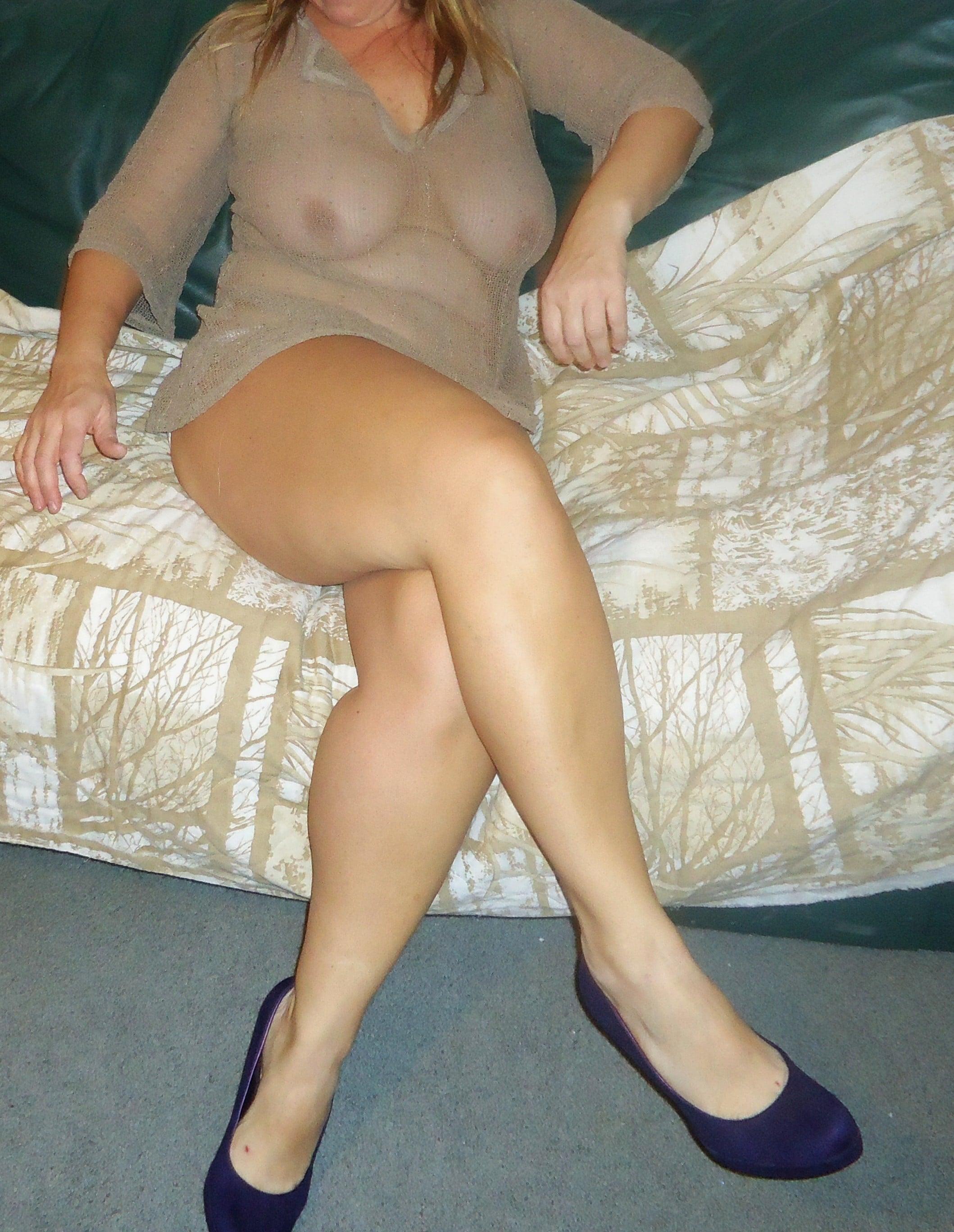 Titten in bluse